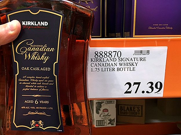 The Costco Liquor Cabinet: A Costco Alkohol, Wain, Beer, & Spirits Price List